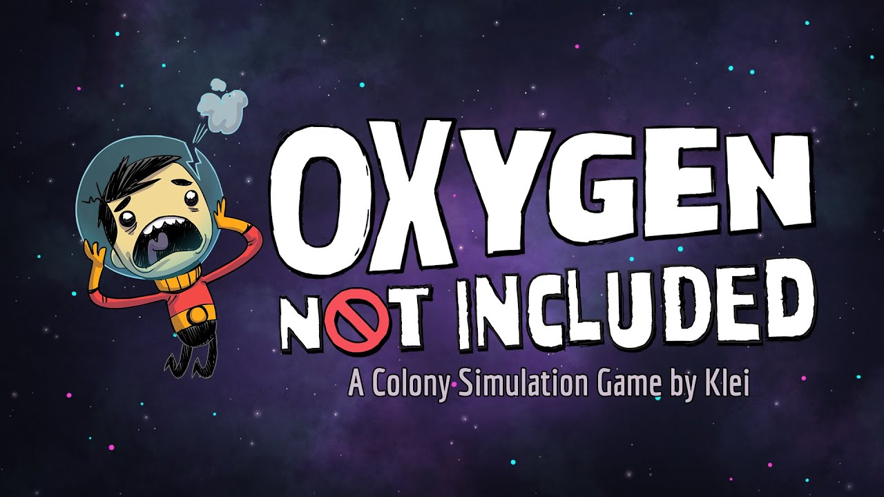oxygen not included 正式 版